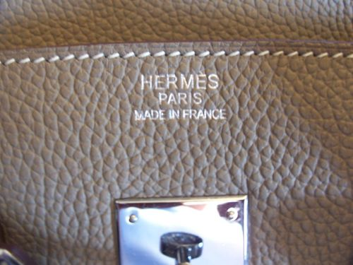 Authentic Hermes Birkin