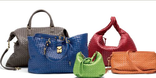 Bottega veneta bag and celebrity