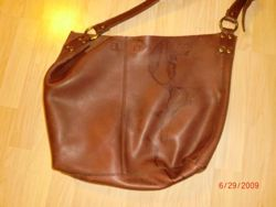 Stained-Leather-Bag