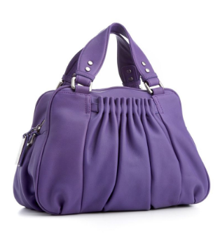 kenneth-cole-pleats-satchel
