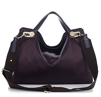 DKNY-Satin-Medium-Shopper